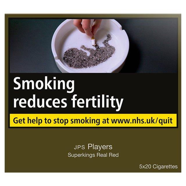 Duty free cigarettes to USA