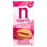 Nairn's Fruit & Seed Oatcakes