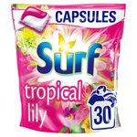 Surf Tropical Oasis Capusles