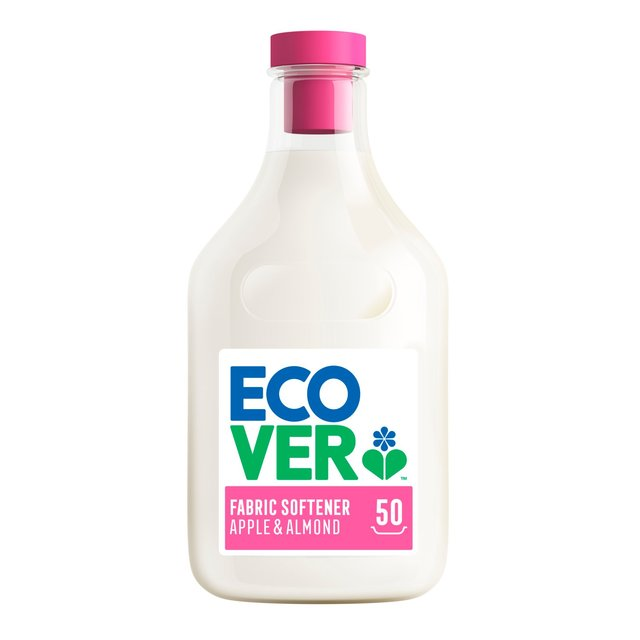 Ecover Apple Blossom & Almond Fabric Conditioner