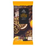 Morrisons The Best Dark Chocolate & Orange Rice Cakes
