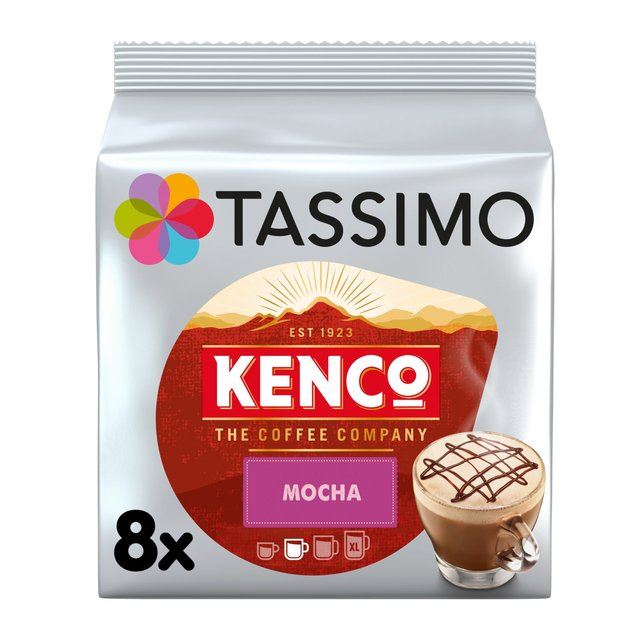25d6b31d9ad086 Morrisons  Tassimo Kenco Mocha Coffee Pods 8s 208g(Product Information)