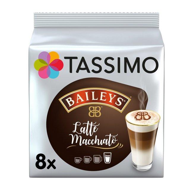 Morrisons: Tassimo Baileys Latte Macchiato Coffee Pods 8s