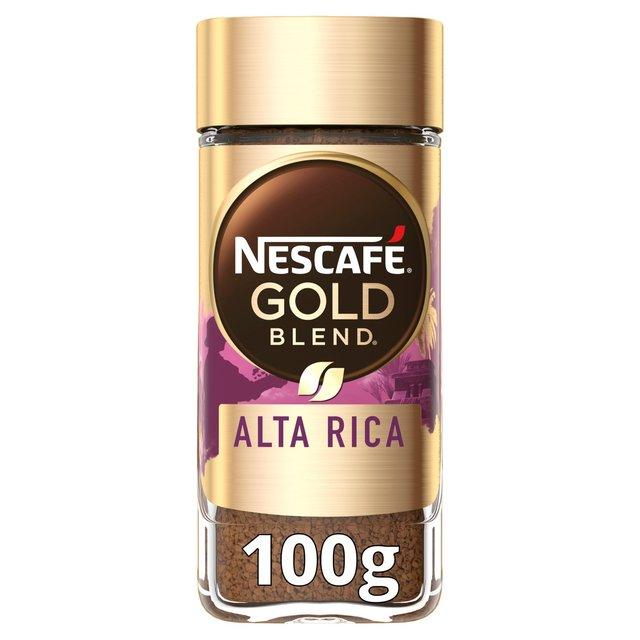 Morrisons Nescafe Alta Rica 100gproduct Information