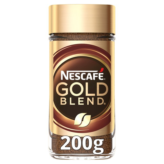 Morrisons Nescafe Gold Blend Instant Coffee 200gproduct