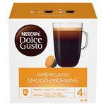 Nescafe Dolce Gusto Americano Smooth Morning 16 Pods