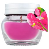 Air Wick Pink Sweet Pea Candle
