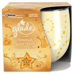 Glade Homemade Biscuit Delight Candle