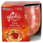 Glade Winter Warmers Candle