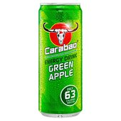 Carabao Energy Drink Green Apple