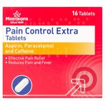 Morrisons Extra Power Pain Reliever Caplets