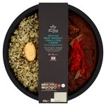 Morrisons The Best Beef Brisket Chilli Con Carne With Green Rice