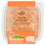 Morrisons Fajita Chicken