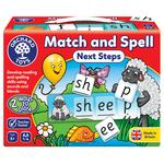 Orchard Toys Match & Spell Next Steps, 5yrs+