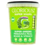 Glorious Super Soup Super Greens Primavera