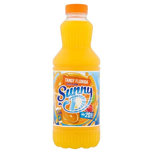 Sunny D Tangy Florida