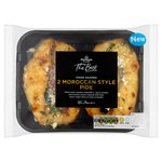 Morrisons The Best 2 Mini Moroccan Pide