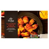 Morrisons The Best Chorizo Pigs In Blankets