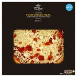 Morrisons The Best Four Cheese Pizza