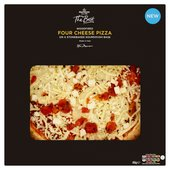 Morrisons Best Four Cheese Pizza