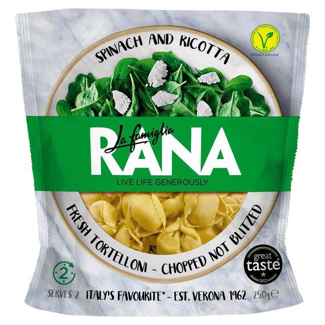 La Famiglia Rana Spinach & Ricotta Tortelloni