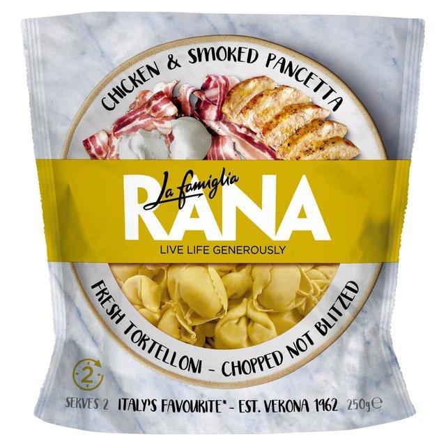 Rana Chicken & Smoked Pancetta Fresh Tortelloni