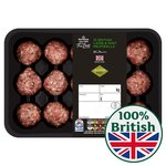 Morrisons The Best British Lamb & Mint Meatballs