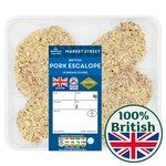 Morrisons Market St British Pork Escalopes
