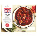 Morrisons British Beef In Ale