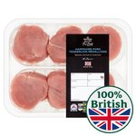Morrisons The Best Hampshire Pork Loin Medallions