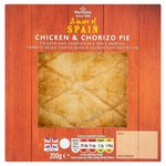 Morrisons Chicken & Chorizo Pie