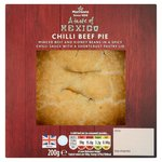 Morrisons Chilli Beef Pie