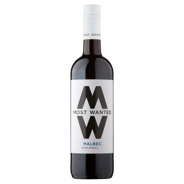 Most Wanted Malbec 75Cl
