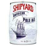 Shipyard Brewing Co American Pale Ale Keg