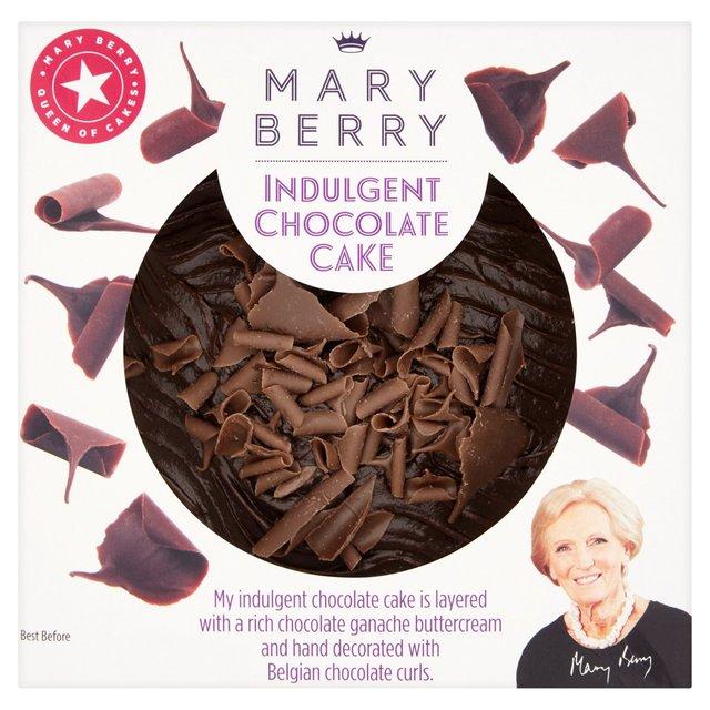 Morrisons Mary Berry Indulgent Chocolate Cake Product
