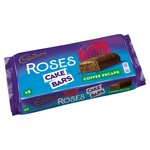 Cadbury Roses Coffee Cake Bars