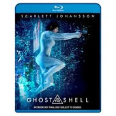 Ghost in the Shell Blu-Ray (15)