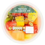 Morrisons Pineapple Melon Kiwi & Mango