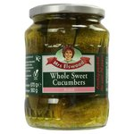 Mrs Elswood Whole Sweet Cucumbers Pickled