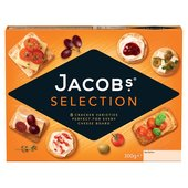Jacobs Biscuits For Cheese