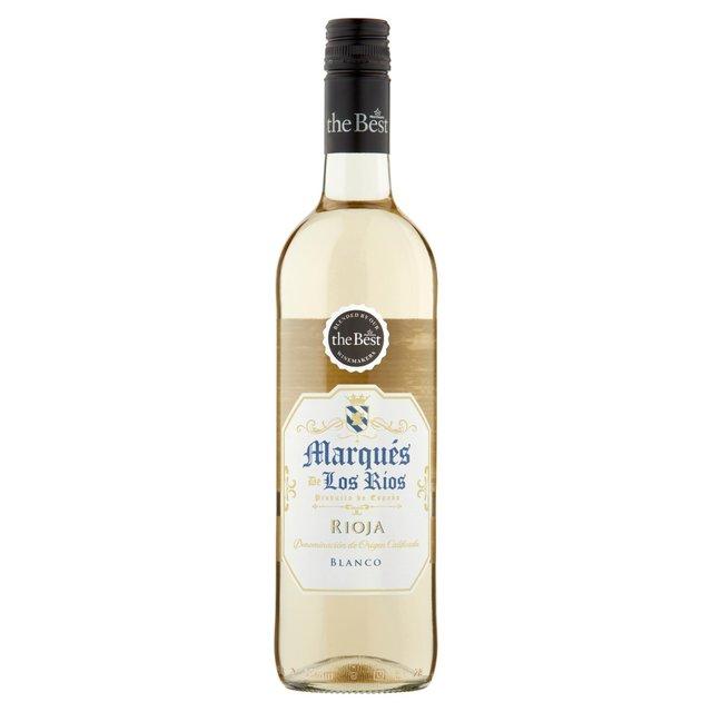 Morrisons The Best Rioja Blanco
