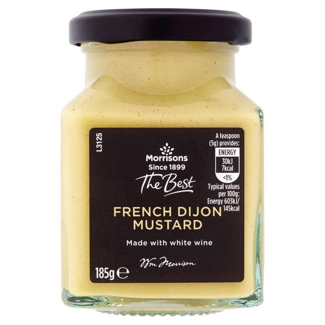 Morrisons The Best Dijon Mustard