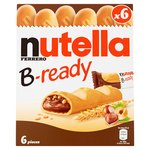 Nutella B - Ready 6 Pieces