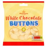 Morrisons White Chocolate Buttons
