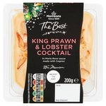 Morrisons The Best King Prawn & Lobster Cocktail