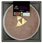 Morrisons The Best Belgian Chocolate Cheesecake