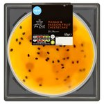 Morrisons The Best Mango & Passion Fruit Cheesecake