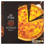 Morrisons The Best All Butter Creme Brulee Tart