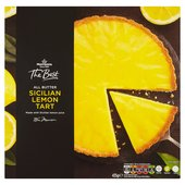 Morrisons The Best All-Butter Sicilian Lemon Tart