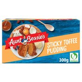 Aunt Bessie's Sticky Toffee Pudding